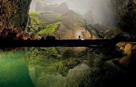 Görkemli mağaralar