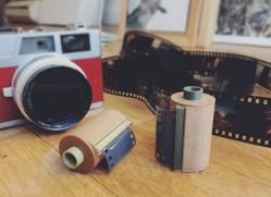 Çevre dostu film kutuları
